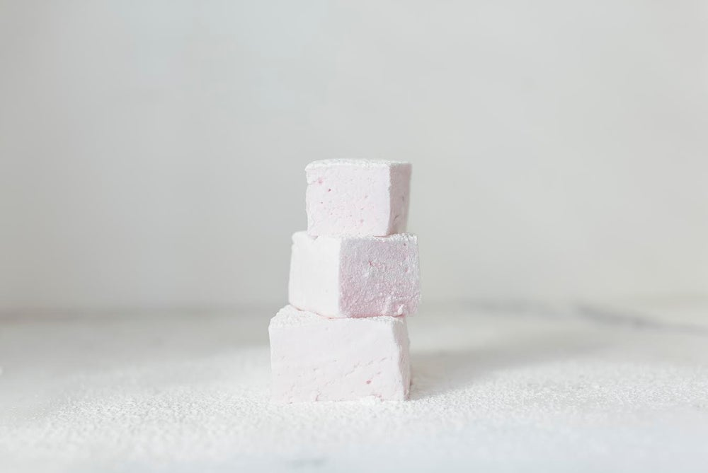 Image of Rosewater Marshmallows