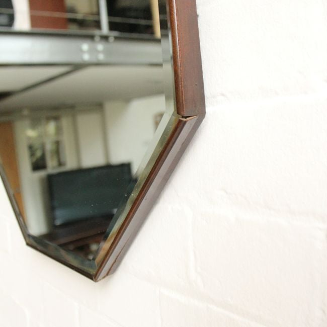Image of hexagonal mirror