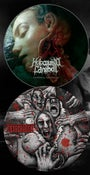 Image of Desecration / Holocausto Canibal Split 7 Picture