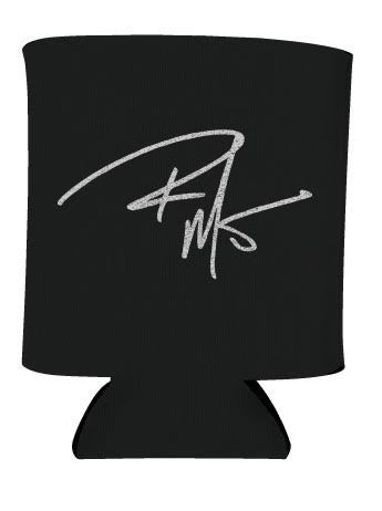 Image of Red Marlow Koozie - Black