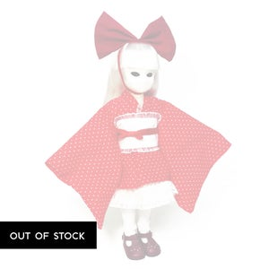 """Image of *NEW* 14"""" 'Amare Valentine' Limited Edition Little Apple Doll"""