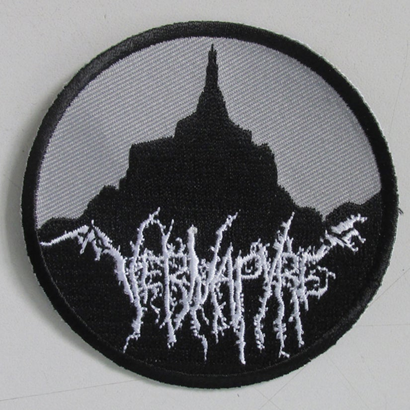 Image of VERMAPYRE embroidered PATCH
