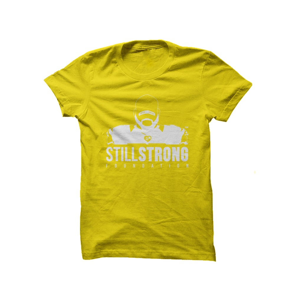 Image of Still Strong Foundation Logo Tee