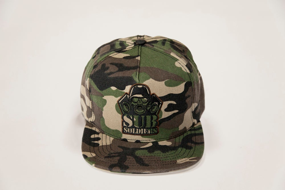 Image of SUB SOLDIERS 'ARMY CAMO'