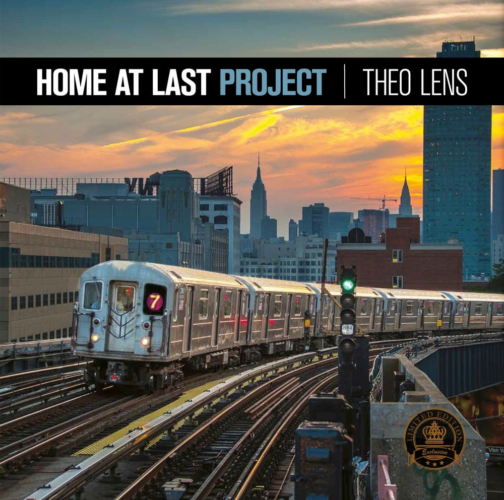 Image of Home at Last Project - Special Edition Vinyl