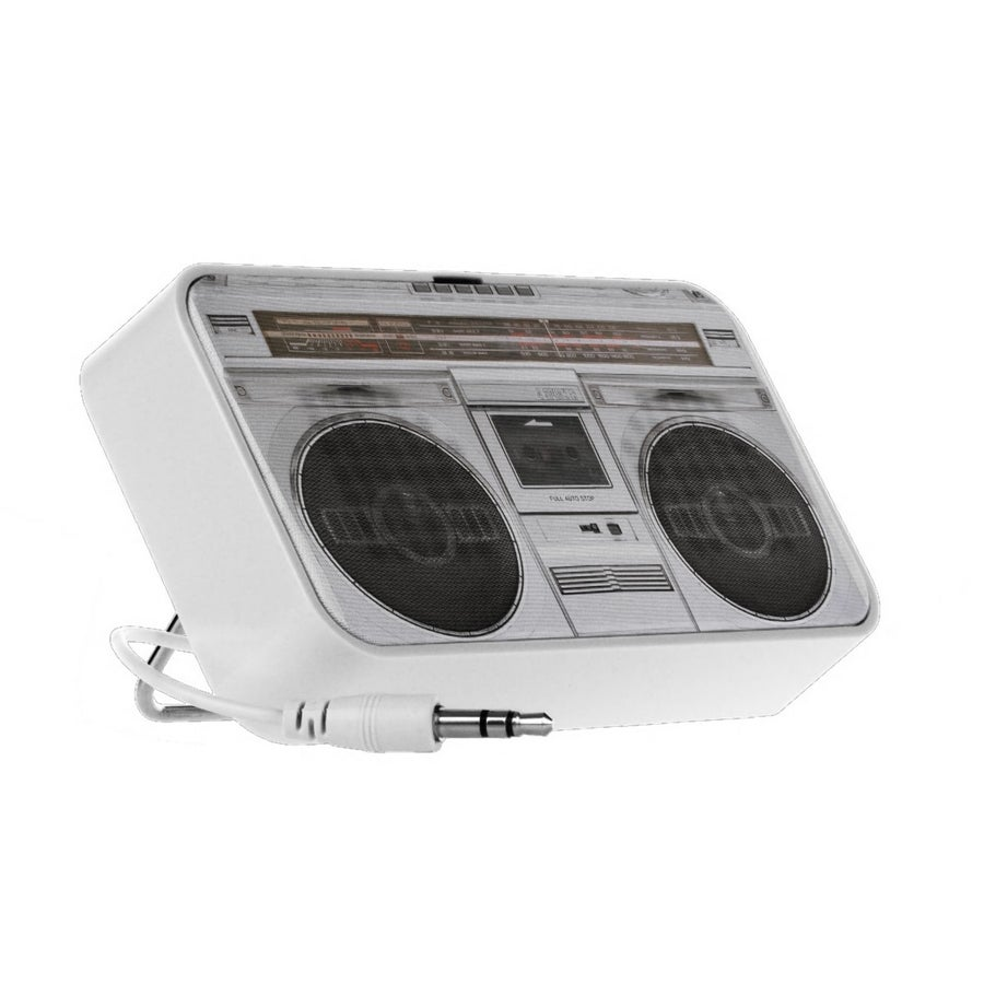 Image of AUX Powered Urban Boombox Speaker