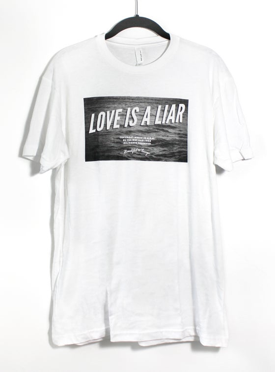 Image of TWD Liar Tee (Limited Stock)