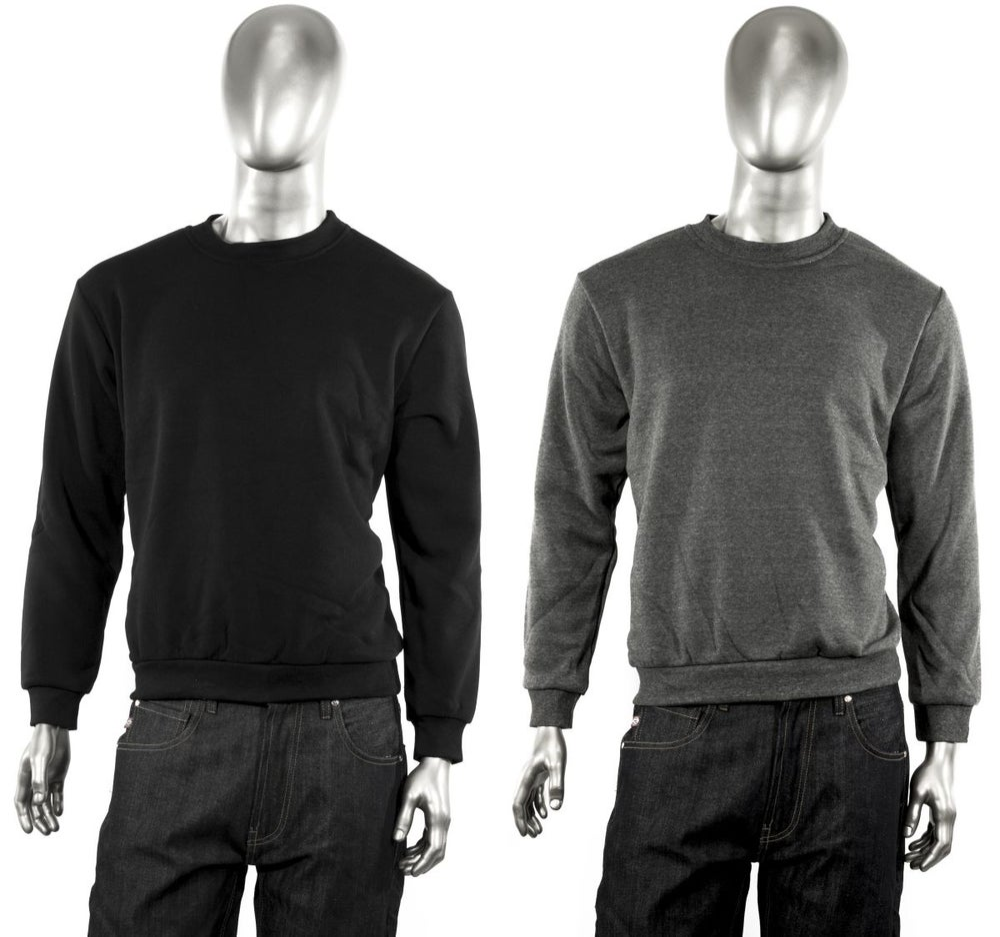 Image of HG PNW Club Wear Crew Neck Pullover Sweatshirt