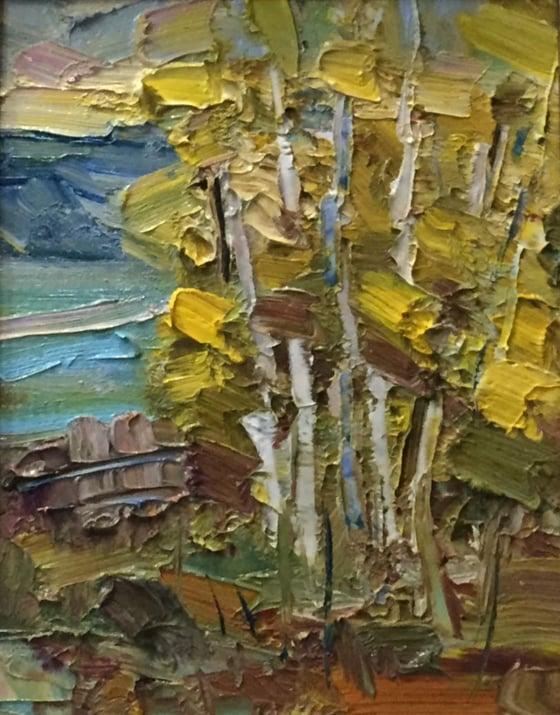 Image of Golden - 10x8
