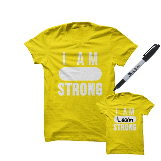 Image of I Am ___ Strong