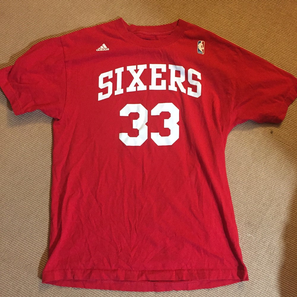Image of Andrew Bynum 76er's Shirt Jersey