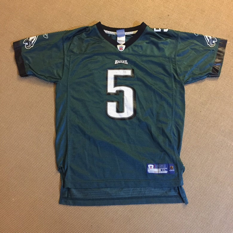 Image of Donovan Mcnabb Eagles Jersey