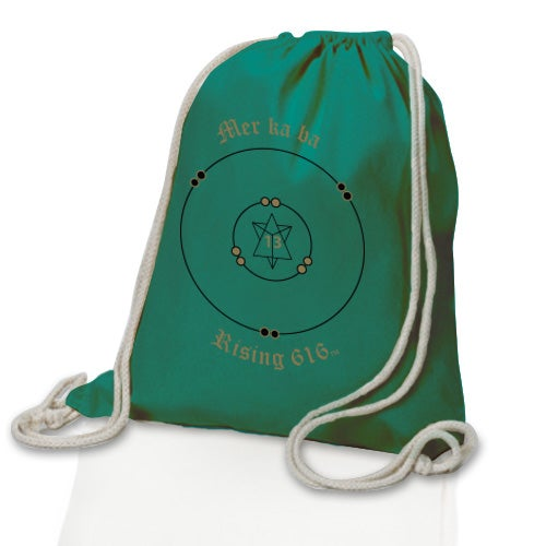 Image of Draw string back pack