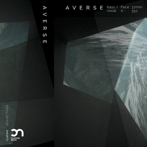 Image of Averse -  bass vocal / face A / 37mn 35sec (tape)