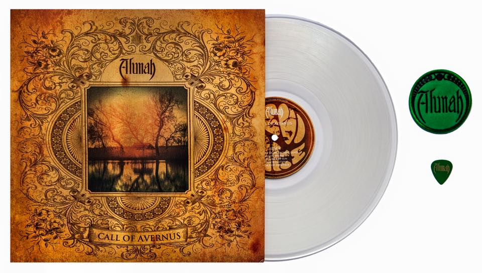 Image of Alunah - Call of Avernus  DIE HARDS IN STOCK [LP]