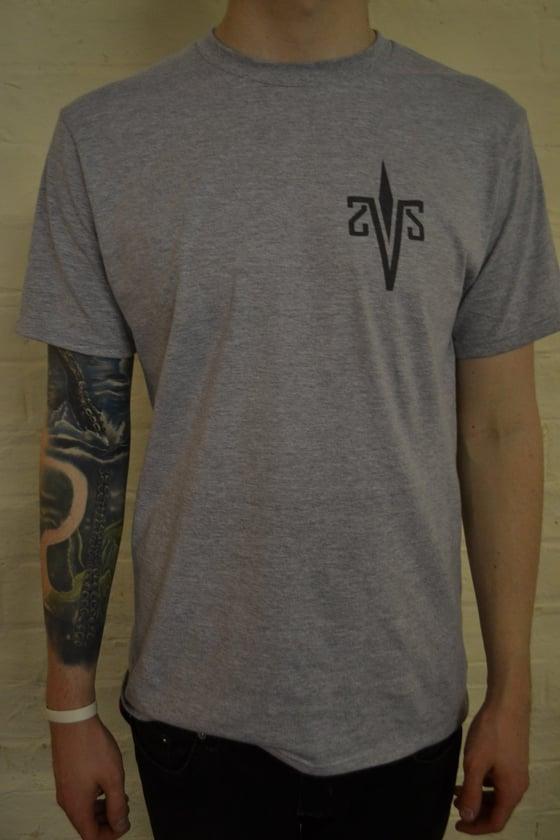 Image of SVS T-SHIRT (GREY)