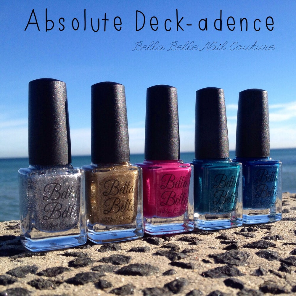 Image of Absolute Deck-adence