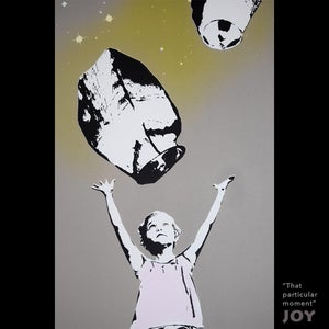 Image of Joy - That particular moment print