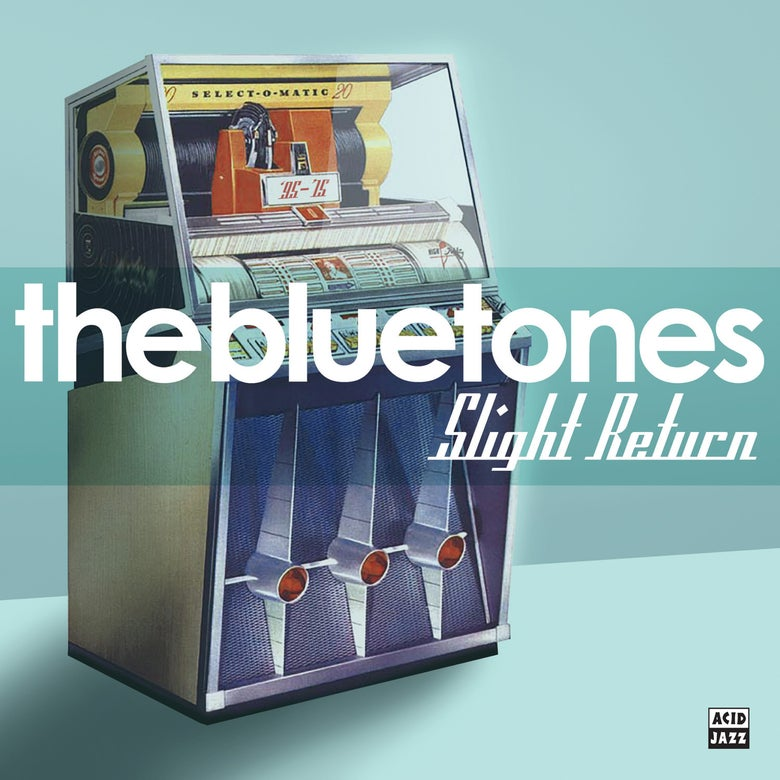 "Image of The Bluetones - Slight Return Demo 7"" vinyl"