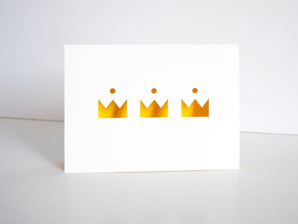 Image of 4 x Three Kings