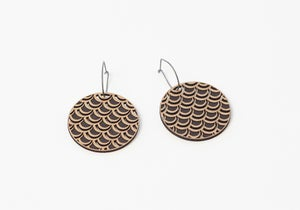 Image of Flake Earrings