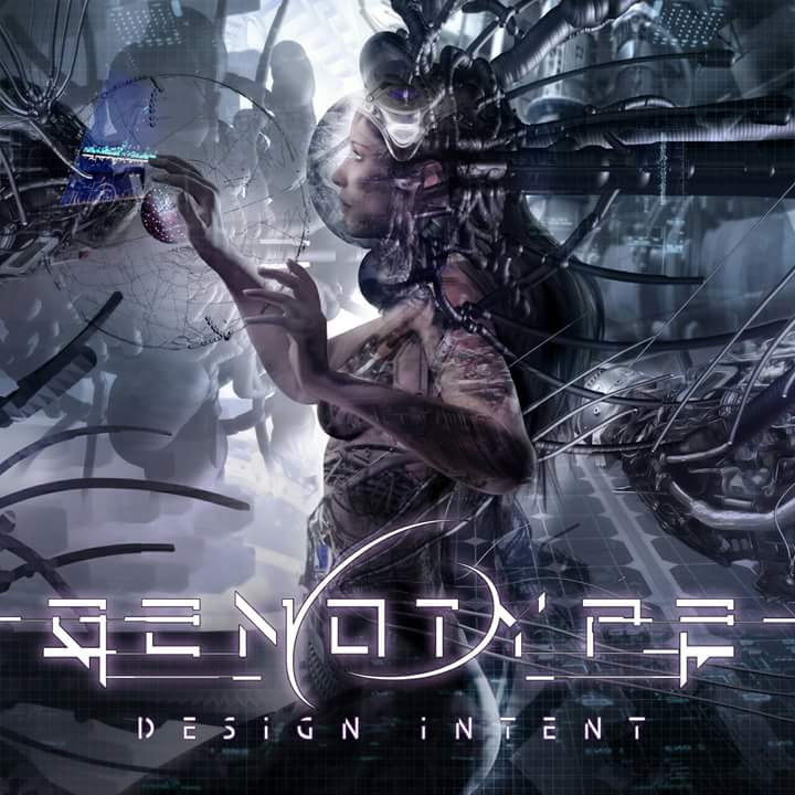 "Image of Genotype ""Design Intent"" Full length CD"