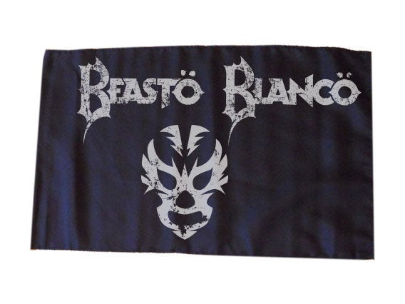 "Image of BEASTO BLANCO - 2015 - ""MASK FLAG"""
