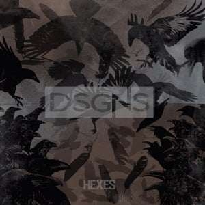 """Image of 'HEXES' 12"""" Vinyl"""