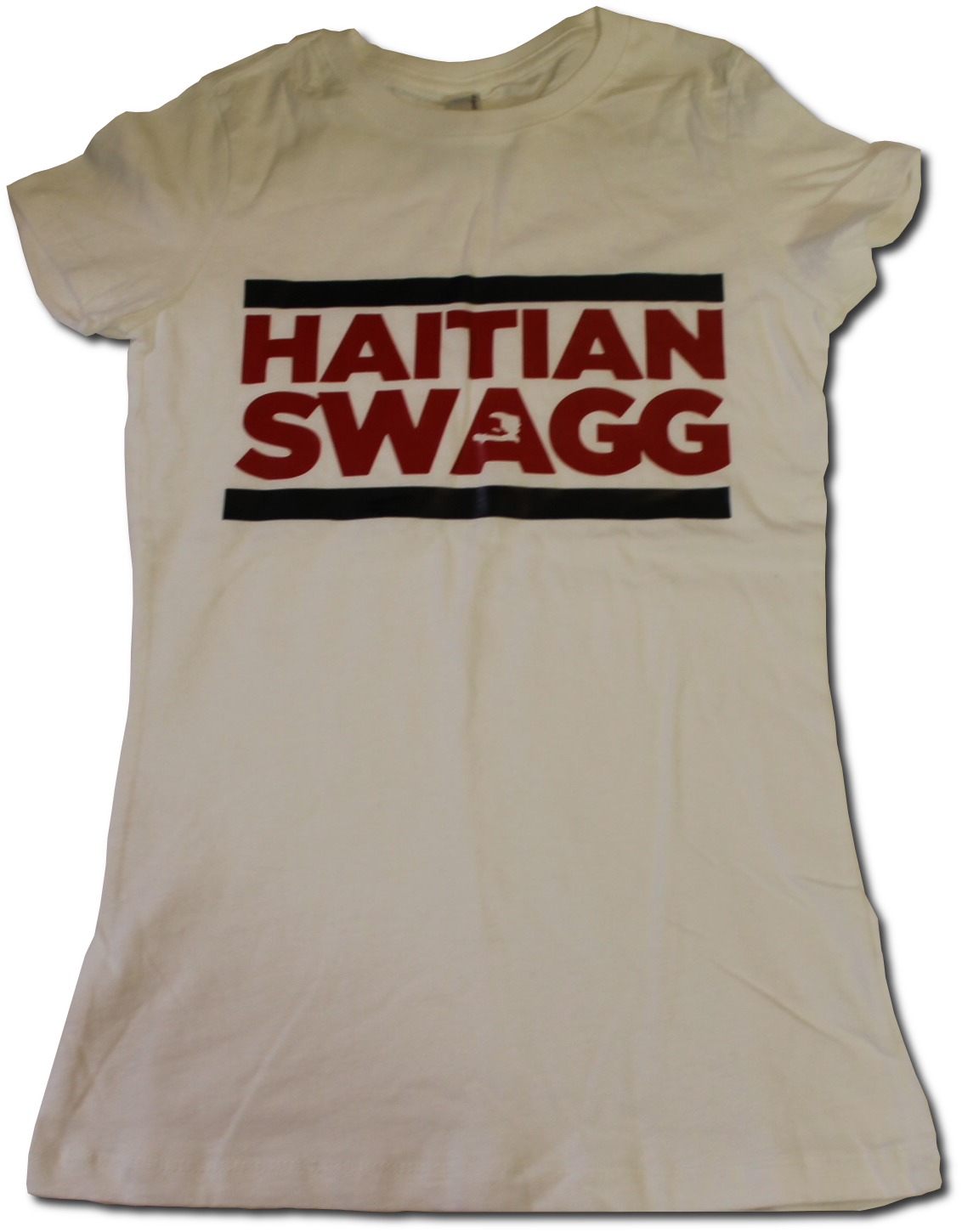 Image of Haitian Swagg Black & Red (Women)