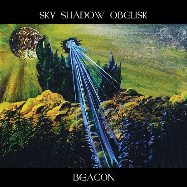 Image of Beacon-Sky Shadow Obelisk CD
