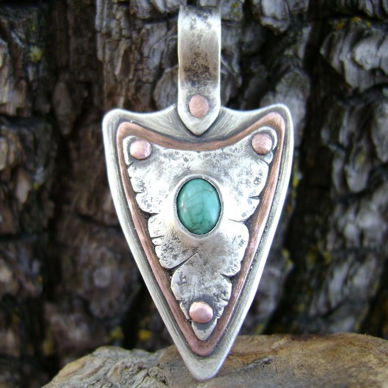 Image of Sagitta pendant