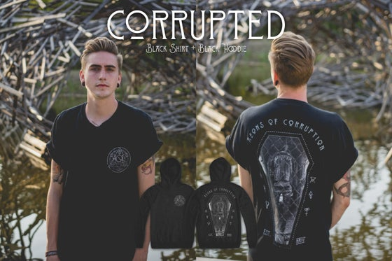 Image of CORRUPTED SHIRT