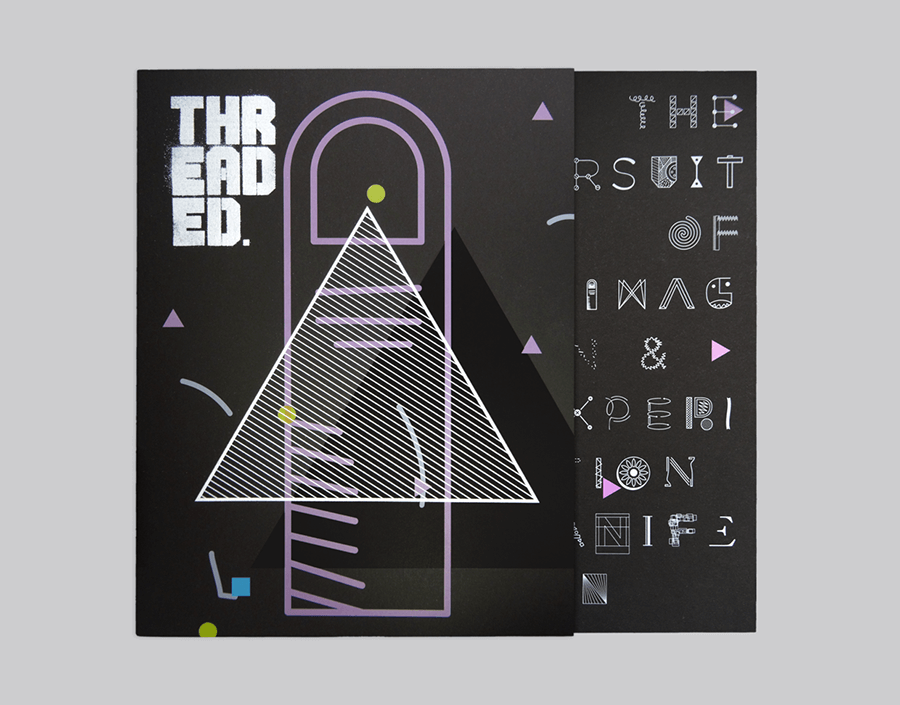 Image of Threaded Ed.15 'The Pursuit of Imagination, Experimentation and Freedom' Issue