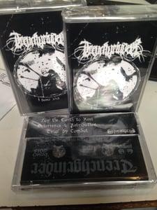 Image of TRENCHGRINDER '2015 demo' cassette