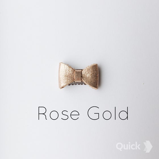 """Image of """"Original"""" petite bow in golds"""