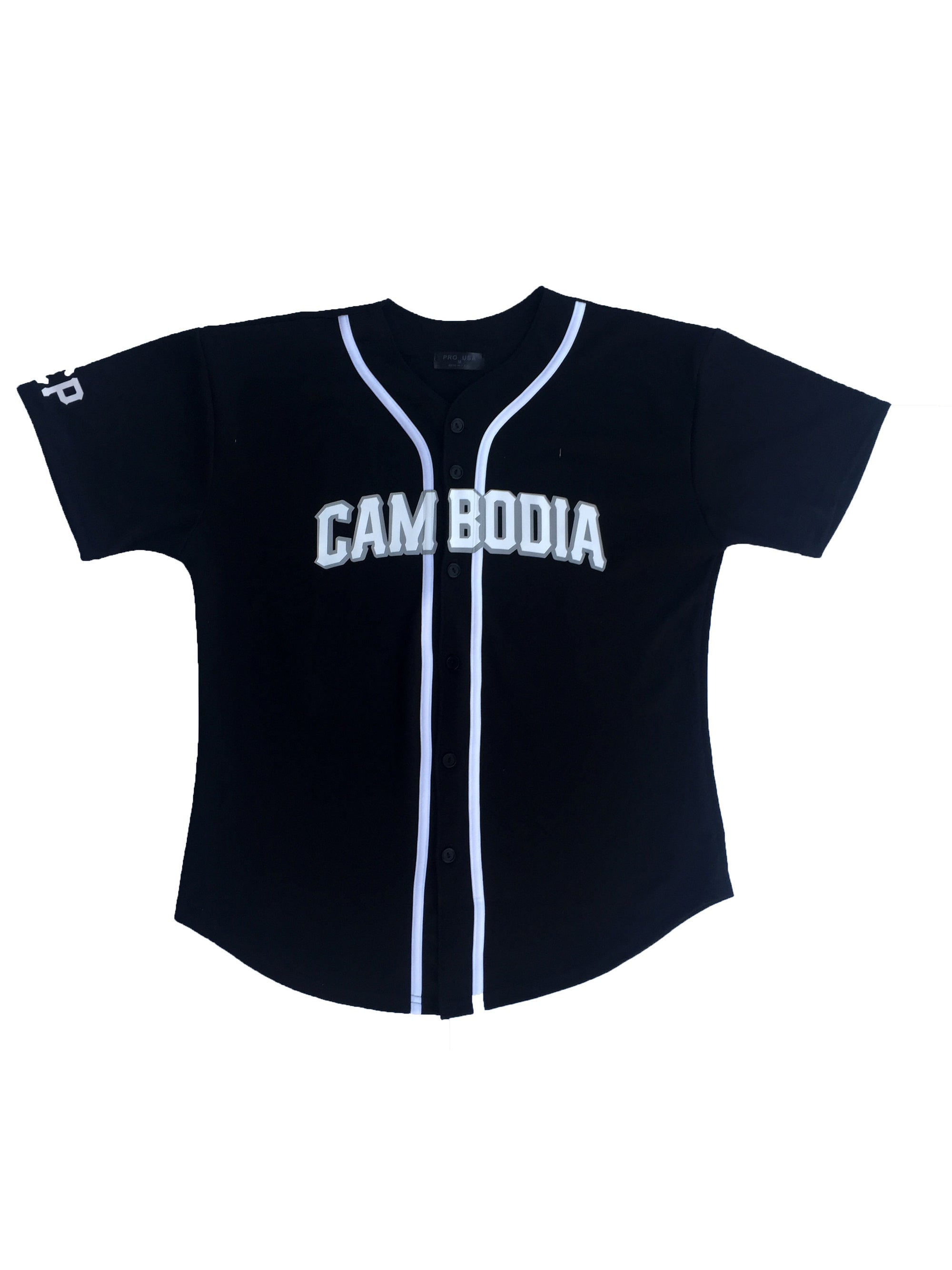 timeless design b882f 56067 REP CAMBODIA BASEBALL JERSEY