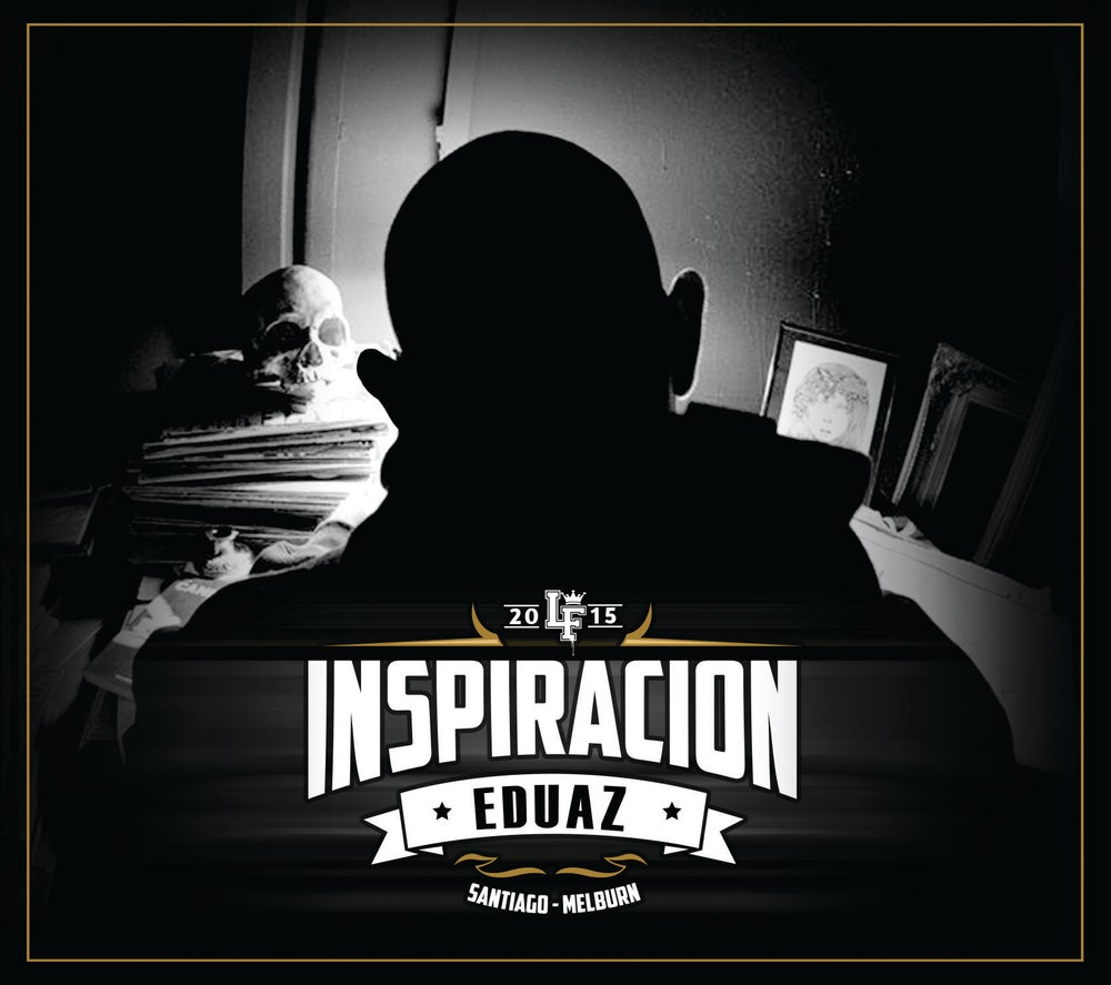 Image of Eduaz - Inspiracion CD