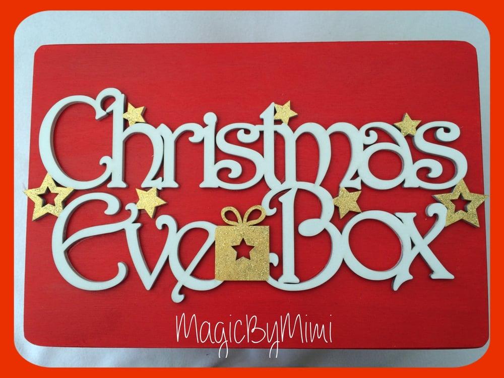 Image of Christmas Eve Box