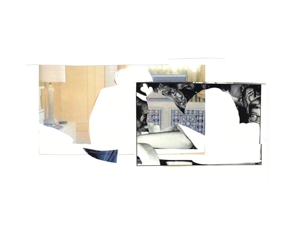 Image of ghosts, art print