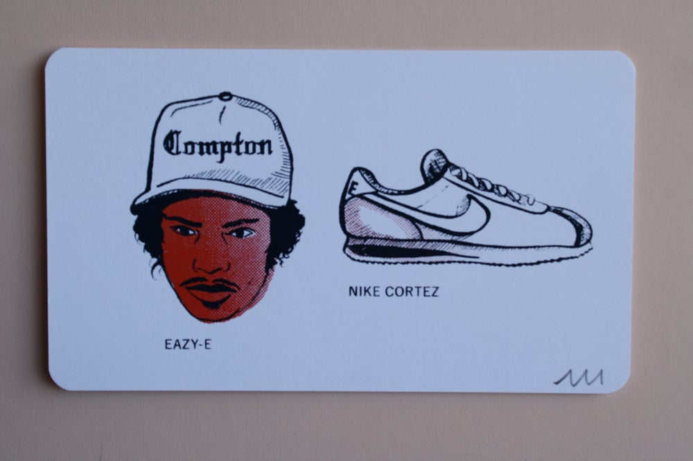 Image of Eazy E / Nike Cortez