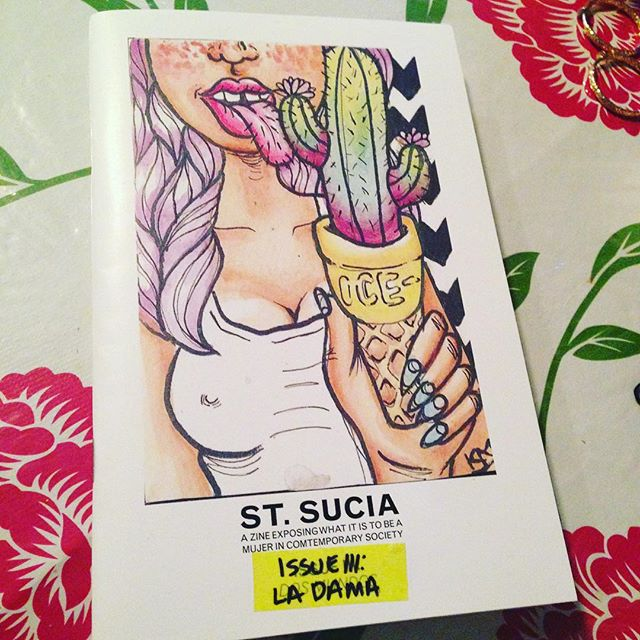 Image of St. Sucia Issue III: La Dama
