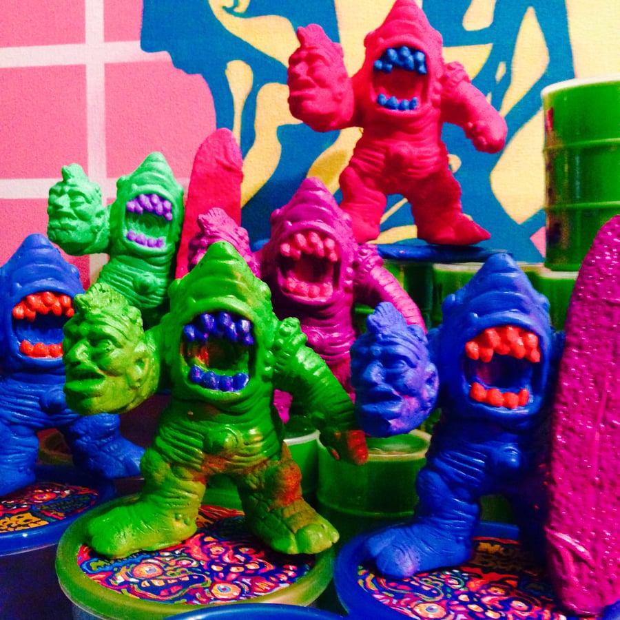 Image of CHUMBUCKET toxic edition of 6