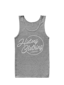 Image of In The Loop - Grey Singlet