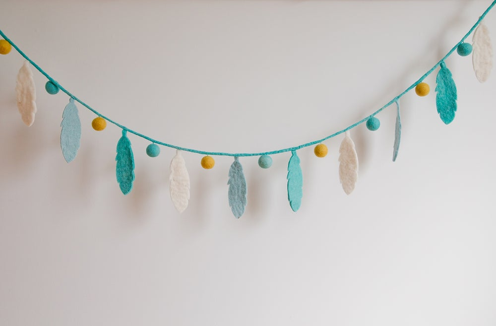 Image of Dream Catcher Garland