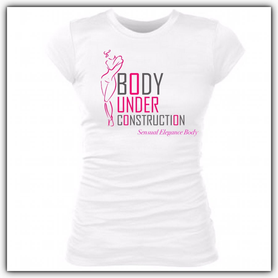 Image of BODY UNDER CONSTRUCTION TEES/TANKS