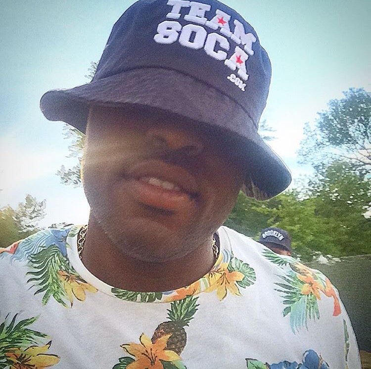 Image of Team Soca Bucket Hat
