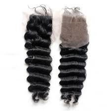 Image of Brazilian Deep Wave Lace Closure