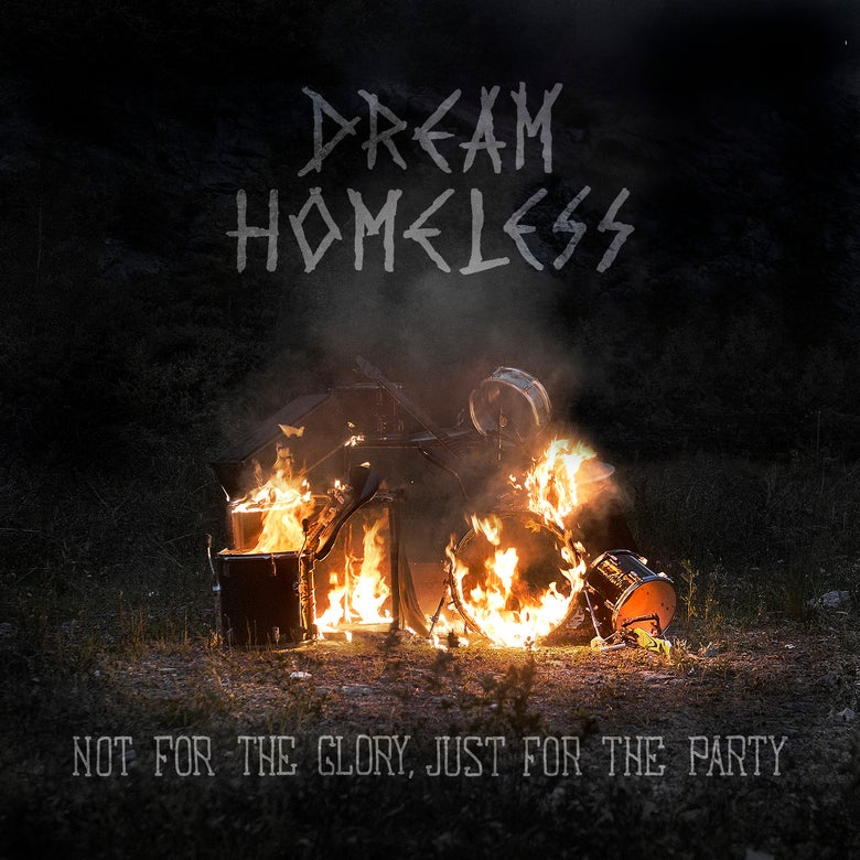 "Image of CD ALBUM ""Not For The Glory, Just For The Party"""