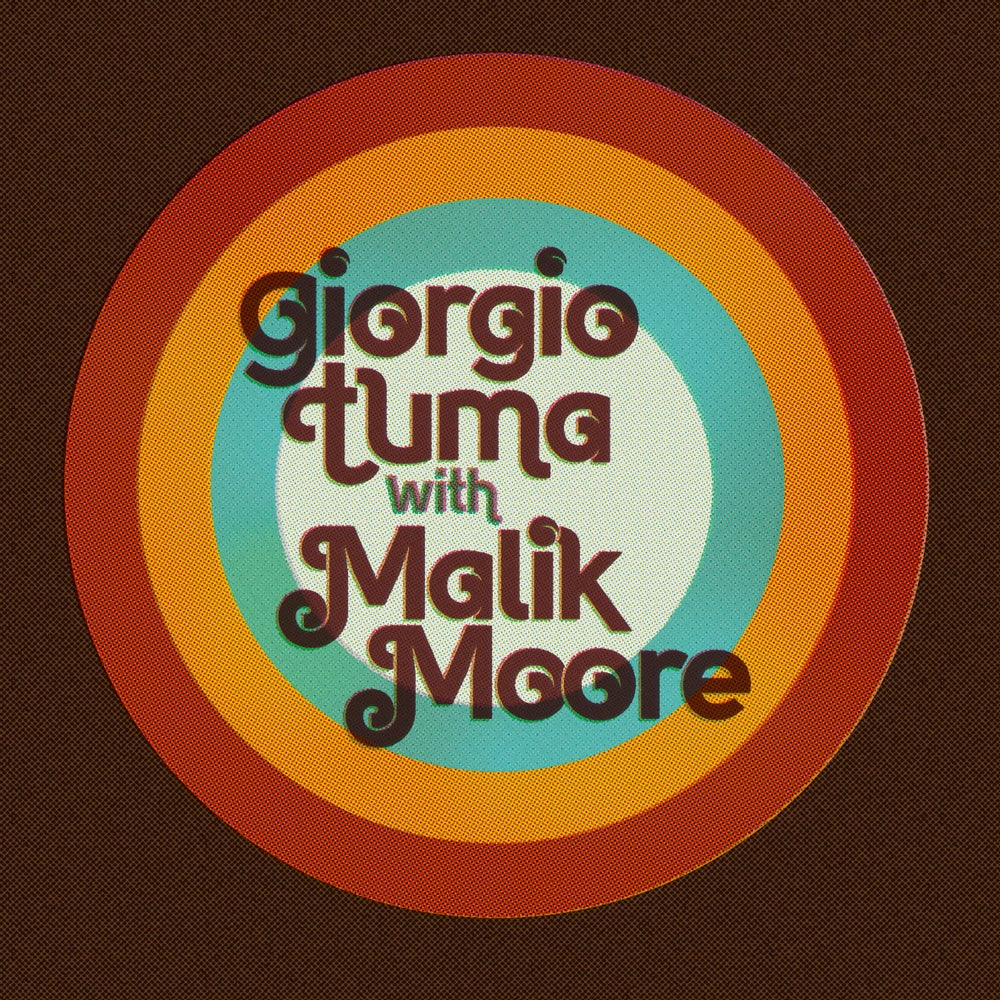 "Image of GIORGIO TUMA WITH MALIK MOORE 'My Lively Youth' (Ltd edition 7"" single with free MP3s)"
