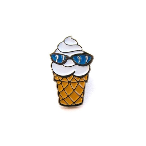 Image of Ice Cream Lapel Pin